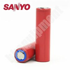 Sanyo NCR18650GA 18650 3500mAh Li-ion 3.7v Rechargeable Battery x2