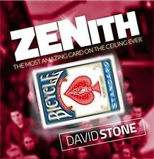 Zenith (DVD and Gimmicks) by David Stone,Card Magic,Close Up,illusions,Fun