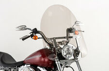 "VTX1300C Honda VTX1300 VTX 1300 C 22"" Clear Touring Windshield w/Chrome Hardware"