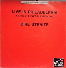 DIRE STRAITS - Live in Philadelphia - limited edition - unofficial - lp 33 gg
