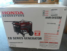 Honda 5000 Watt Industrial Portable Generator with iAVR Technology EB5000XK3 AT1