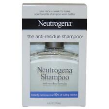 Neutrogena Anti-Residue Shampoo 6 fl oz (175 ml) Each