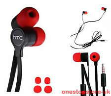 Genuine HTC One M7 M8 Headphones Earphones With Beats Technology Mini Max Desire