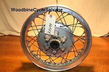 75 76 77 HONDA GOLDWING GL1000 SPOKED REAR WHEEL / RIM  #20694 2.50 X 17
