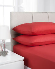 Fitted Bed Sheets / Duvet Cover & Pillowcase Pair in all sizes Fusion Luxury