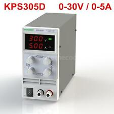 New 30V 5A Precision Variable Adjustable Digital Regulated DC Power Supply 47BA