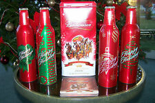 CHRISTMAS BEER TAP HANDLES 4-PAK WITH CONTAINER
