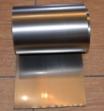 TITANIUM Foil Big Roll 39.4 inch sheet Plate titane thickness 0,12mm