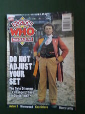 DOCTOR WHO MAG- 21 OCT 1998 - NO 270