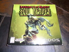 Legacy of Kain: Soul Reaver  (PC, 1999) MINT FLAWLESS