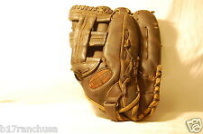 Vintage Regent Baseball Glove Super Mag Leather Right Handed Thrower Cowhide