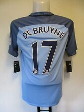 MANCHESTER CITY 2016/17 HOME SHIRT DE BRUYNE 17 BY NIKE SIZE ADULT XL