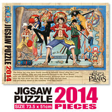 One Piece Anime Jigsaw Puzzle 2000p Ready to Move