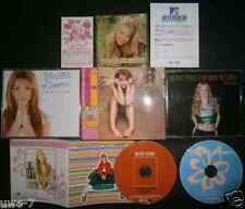 BRITNEY SPEARS Baby One More Time TAIWAN CD #3 +PROMO CD+SLIPCASE+CALENDAR CARDS