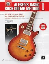Alfred's Basic Rock Guitar, Bk 1: The Most Popular Series for Learning How to Pl