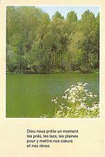 B51552 Dieu nous prete un monument les pres Landscape arbres  france