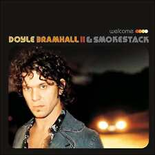 DOYLE BRAMHALL II / SMOKESTACK  : WELCOME (CD) sealed