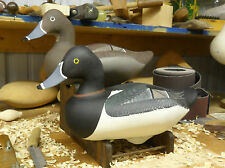 Jim Pierce of Havre De Grace Maryland Ringneck Decoys
