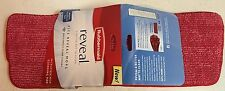 Rubbermaid 1M19-00-RED Reveal Microfiber Wet Mop Pad