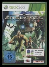 XBOX 360 ENSLAVED - ODYSSEY TO THE WEST - NAMCO - DEUTSCHE VERSION *** NEU ***