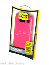 Otterbox Commuter Shell Case For Motorola Droid Razr HD Pink/Grey Verizon XT926