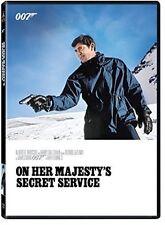 On Her Majesty's Secret Service (2015, REGION 1 DVD New)