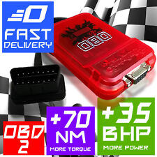 Mercedes C 240 W203 170HP Petrol Performance Chip Tuning Box OBD2