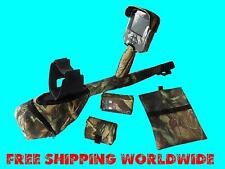 Minelab CTX 3030 Dust Rain Covers with Sun Visor and Cover WM10 full kit 7 pcs.