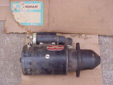 1954 1955 1956 Dodge Fargo Truck STARTER For V8 Engine With Solenoid 2T-3T