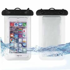 Underwater Touchscreen Pouch Arm Band Bag Case Cover For Samsung Galaxy S7 Note7
