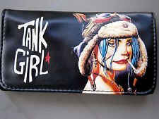TANK HIPPY GIRL ROLLING TOBACCO POUCH CASE WALLET ROCK & ROLL MARIJUANNA SEXY