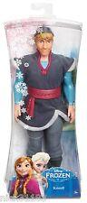 "Disney Frozen Sparkle KRISTOFF Doll 12"" Elsa Anna Mattel NEW"