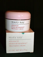 Rare New Mary Kay Advanced Moisture Renewal Treatment Cream HTF Jar Discontinued