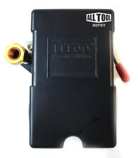Lefoo Air Compressor Pressure Switch Control Valve 140-175 PSI 4 Port 26A