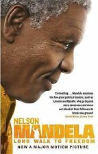 Long Walk To Freedom: Film Tie In, Mandela, Nelson, Very Good condition, Book