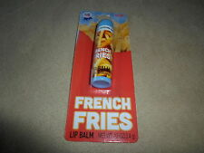 Lotta Luv Full Size Tube Of .12 Oz French Fries Flavored Lip Balm~NEW IN PACKAGE