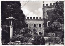 AREZZO PRATOVECCHIO STIA 03 PALAGIO FIORENTINO - CASTELLO Cartolina VIAGG. 1959