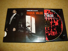 TIMBALAND presents Shock Value  (LIMITED PUR EDITION)