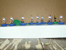 ENGLAND 1980 SUBBUTEO TOP SPIN TEAM