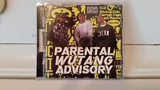 Wu-Tang Parental Advisory Mix CD New Wu Generation 2015 Raekwon RZA Killa Beez