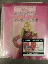 Sharpay's Fabulous Adventure (Blu-ray/DVD, 2011, 3-Disc Set, Includes Digital...
