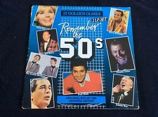 Remember The 50s - Various Artists (Rare LP From Belgium)