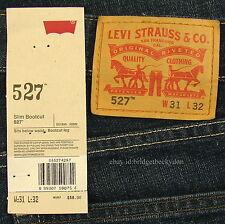Levis 527 Jeans Mens New Slim Boot Cut Size 31 x 32 OVERHAUL Levi's #239