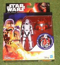 STAR WARS FORCE AWAKENS ARMOR UP FIRST ORDER FLAMETROOPER