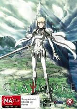 Claymore (TV) Collection NEW R4 DVD