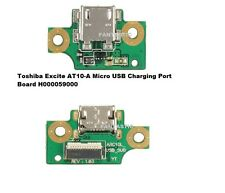 Toshiba Excite AT10-A Micro USB Puerto De Carga Jack Flexible Placa H000059000