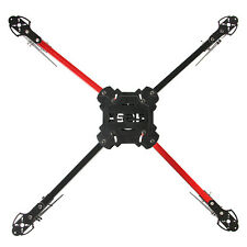 New 600mm X525 V3 4-axis QuadCopter Folding Frame Friber Glass MultiCoptor DIY