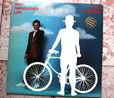 "ANDY FAIRWEATHER LOW, orig pressing PROMO 1980 LP, ""Mega-Shebang"", NM,EX-"
