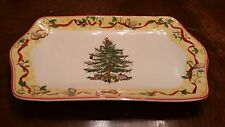 Spode CHRISTMAS TREE 2012 Annual Dessert Tray, 11 3/4""