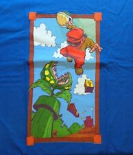 Mario Brothers Super stylized T-shirt size mens XXL shell pipe